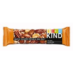 Be-Kind Maple Glaze Pecan & SeaSalt-40gm