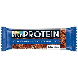 Be-Kind Double Dark Choclate Nut Protein Bar-50gm