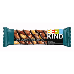 Be-Kind Dark Chocolate Nut SeaSalt-40gm