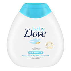 Baby Dove Lotion Rich Moisture-200ml