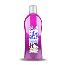 Kids Zone Foam Bath Berry-1L