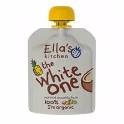 Ella''S Kitchen Organic Puree The White One 90 Gr