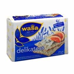 Wasa Delikatess Barilla Bakery Range Crispbread 270 Gr