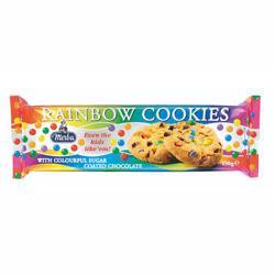 Merba Rainbow Cookies 150 Gr
