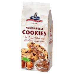 Merba Patisserie Nougatelli Cookies 200 Gr