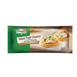 Al Wadi Mini Puff Pastry 450 Gr