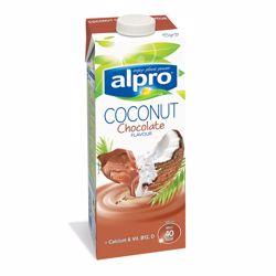 Alpro Drink Coconut Chocolate Flavor 1 Lt