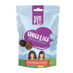 Fade Fit Kids Choco Loco Date And Cocoa Snack 35 Gr