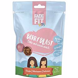 Fade Fit Kids Berry Blast Date And Cocoa Snack 35 Gr