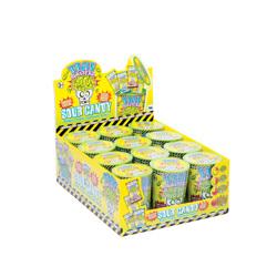 Brain Blasterz Container Sour Candies 48 gr