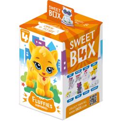 Sweet Box Fluffies Cats Candy 10 gr