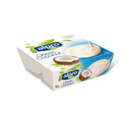 Alpro Soya Dessert Coconut 125 gr