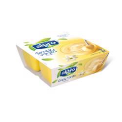 Alpro Soya Dessert Vanilla 125 gr