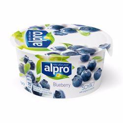 Alpro Pbay Blueberry Yogurt 150 gr