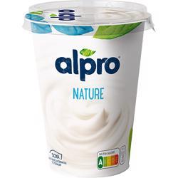 Alpro Pbay Plain Yogurt 500 gr