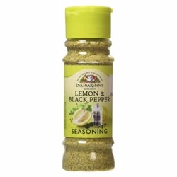 Ina Paarman''s Seasoning Lemon Black Pepper 200 ml