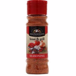 Ina Paarman''s Seasoning Braai Grill 200 ml