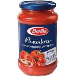 Barilla Sugo Pomodori E Datterini Tomato Sauce 400 gr
