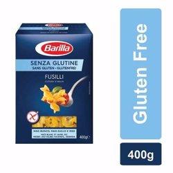 Barilla Fusilli Gluten Free Pasta 400 gr