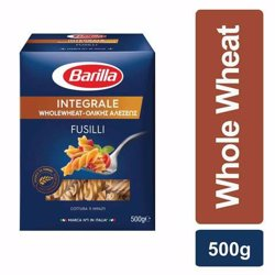 Barilla Fusilli Integrali F.598 Pasta 500 gr