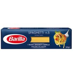Barilla Spaghetti No 5 Pasta 500 gr