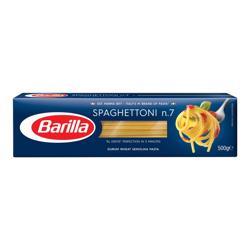 Barilla Spaghettoni No.7 Pasta 500 gr