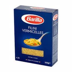 Barilla Filini Pasta 500 gr