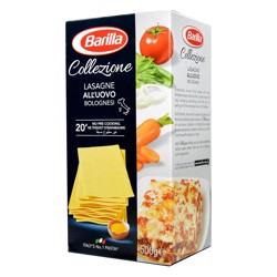 Barilla Egg Lasagne Pasta 500 gr