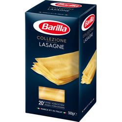 Barilla La Collezione Semolina Lasagne Pasta 500 gr