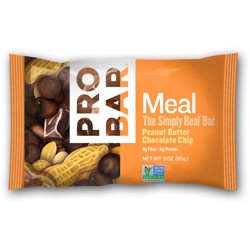 Probar Meal Peanut Butter Chocolate Chip 85 gr
