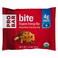 Probar Bite Peanut Butter Chocolate Chip 37 gr
