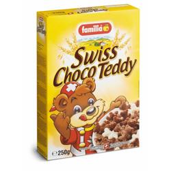 Familia Swiss Choco Teddy Cereals 250 gr