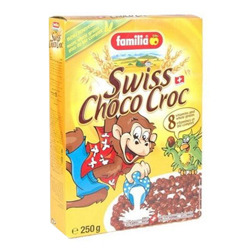 Familia Swiss Chocolate Croc Cereals 250 gr