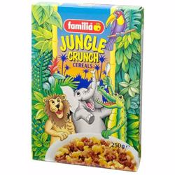 Familia Swiss Jungle Crunch Cereals 250 gr