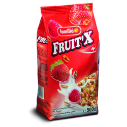 Familia Fruit Cereals 500 gr