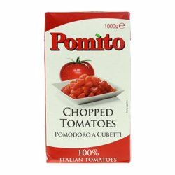Pomi Chopped Tomatoes 1 Kg