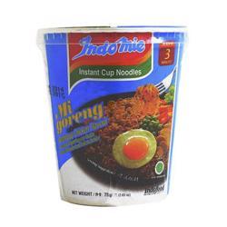Indomie Cup Fried Bbq Chicken Instant Noodles 75 gr