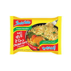 Indomie Chicken Curry Instant Noodles 75 gr