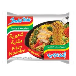 Indomie Fried Noodles Instant Noodles 80 gr