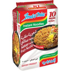 Indomie Satay Fried Noodles 80 gr