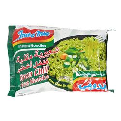 Indomie Green Chilli Fried Instant Noodles 85 gr