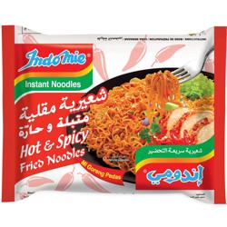 Indomie Hot & Spicy Instant Noodles 80 gr