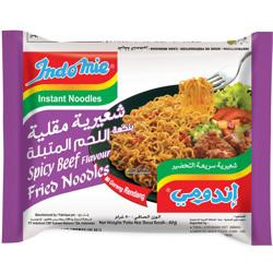 Indomie Rendang Fried Noodles 80 gr