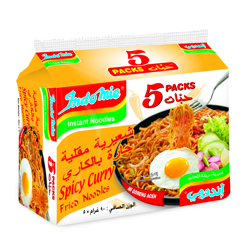 Indomie Spicy Curry Fried Noodles 90 gr