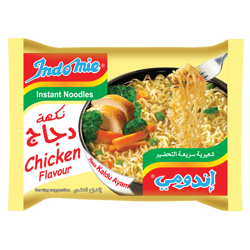 Indomie Chicken Instant Noodles 70 gr