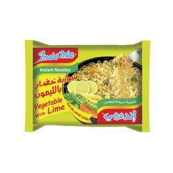 Indomie Vegetable With Lime Noodles 70 gr