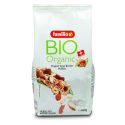Familia Organic Original Swiss Muesli 450 gr