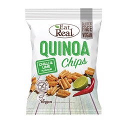 Eat Real Quinoa Chilli & Fresh Lime 30 gr