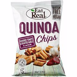 Eat Real Quinoa Sundried Tomato & Roasted Garlic 80 gr