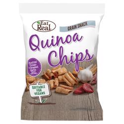 Eat Real Quinoa Sundried Tomato & Roasted Garlic 30 gr